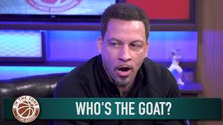'In the Zone' with Chris Broussard Podcast with Ice Cube FS1