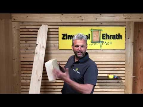Konstruktionsvollholz - KVH