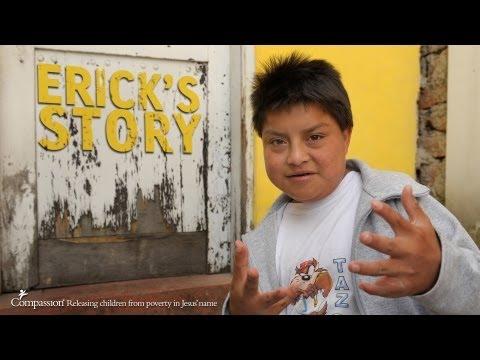 Erick's Story - Compassion International