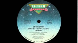 Hamilton Bohannon ft Carolyn Crawford - Let