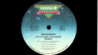 Hamilton Bohannon ft Carolyn Crawford - Let
