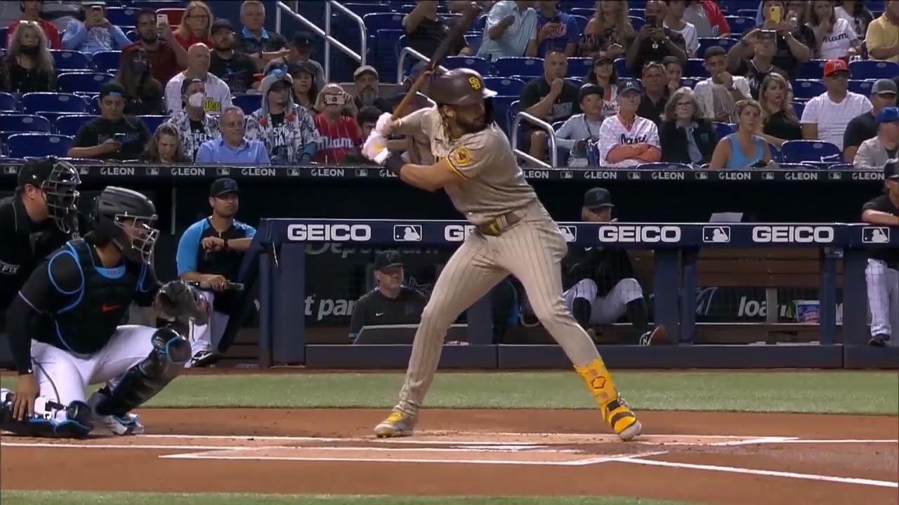 Download Fernando Tatis Jr. Hits His 30th Home Run Of The Season | Padres vs. Marlins (July 24, 2021)