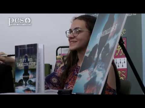 Pinellas Park Middle School celebrates student-author Natalliah Bowdoin