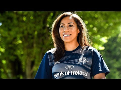 Behind the scenes at the Leinster Women's adidas photoshoot