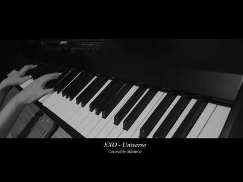 'EXO (엑소) - Universe' Piano Cover [Album Universe - 겨울 스페셜 앨범, 2017 ]