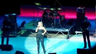 Валерия - Капелькою. Концерт в Пензе 17.10.2012 г.