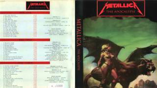 Metallica - Black Album Demo & Jason Newsted