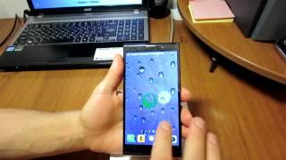Восьмиядерный смартфон Jiayu G6