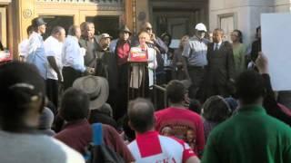 Shreveport - NAACP Rally for Trayvon Martin (Shreveport, Louisiana)