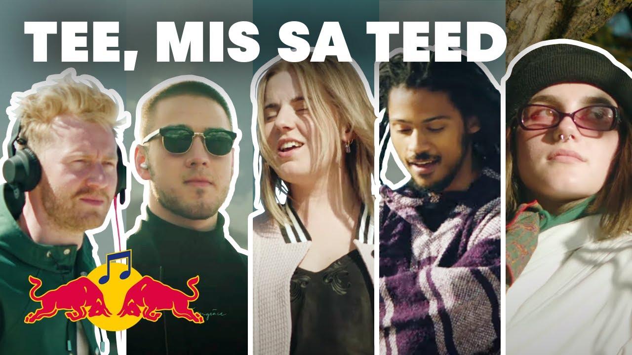 HitXpress - Tee mis sa teed (feat. Anett, Mick Moon, manna)