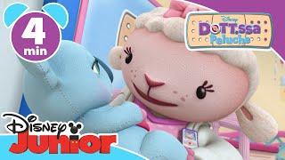 Dottoressa Peluche - Ospedale dei giocattoli | Dixie e la colla - Disney Junior Italia