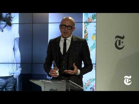 New York Times | International Luxury Conference | 2016 | Day 1 | Is the logo really over?