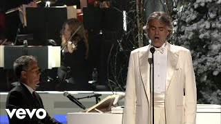 Смотреть клип Andrea Bocelli, David Foster - Cantique De Noel