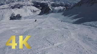 Marmolada (3343m) Downhill 2018 - Uncut 12km in 12minutes