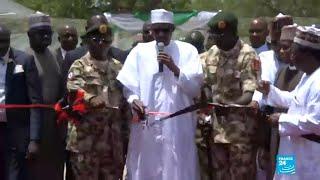Incumbent Buhari declared winner in Nigeria presidential vote