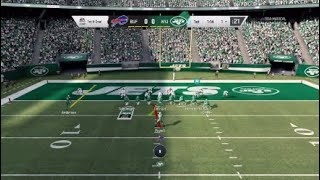 Madden 20 online game play highlights