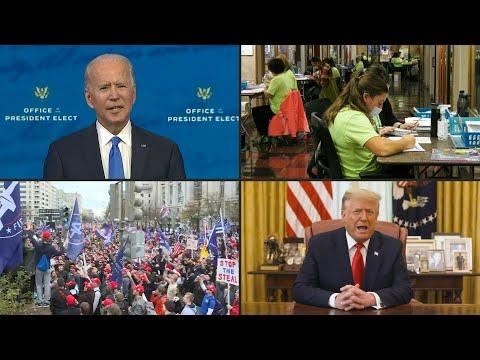 AFP Español: Biden pide a EEUU