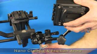 Dragon Image shows you Nano Clamps & Friction Arms