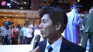 بالفيديو.. جي أونج صامويل: أحضر لإخراج عرض أزياء كوري كبير في مصر