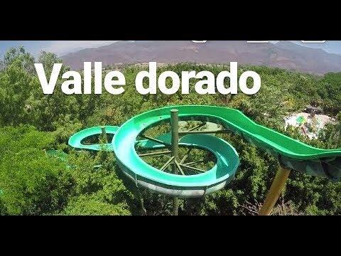 parque-acuatico-valle-dorado,-guatemala.