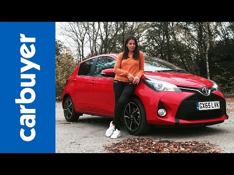 Toyota Yaris hatchback review - Carbuyer