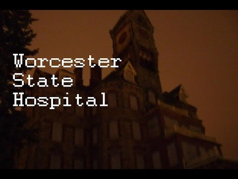 Let's Explore : 001 : Worcester State Hospital