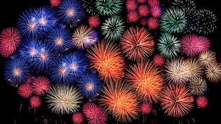 Лазерное шоу и салют 9 мая! Мамаев Курган. Russian fireworks