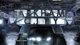 Batman arkham city Nightwing Prison riot combat challenge