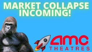 AMC STOCK MARKET COLLAPSE INCOMING! - LIQUIDATIONS IN MOTION! - (Amc Stock Analysis)