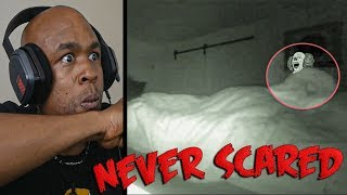 TOP 5 Really Terrifying Ghost Sighting's Caught On Camera