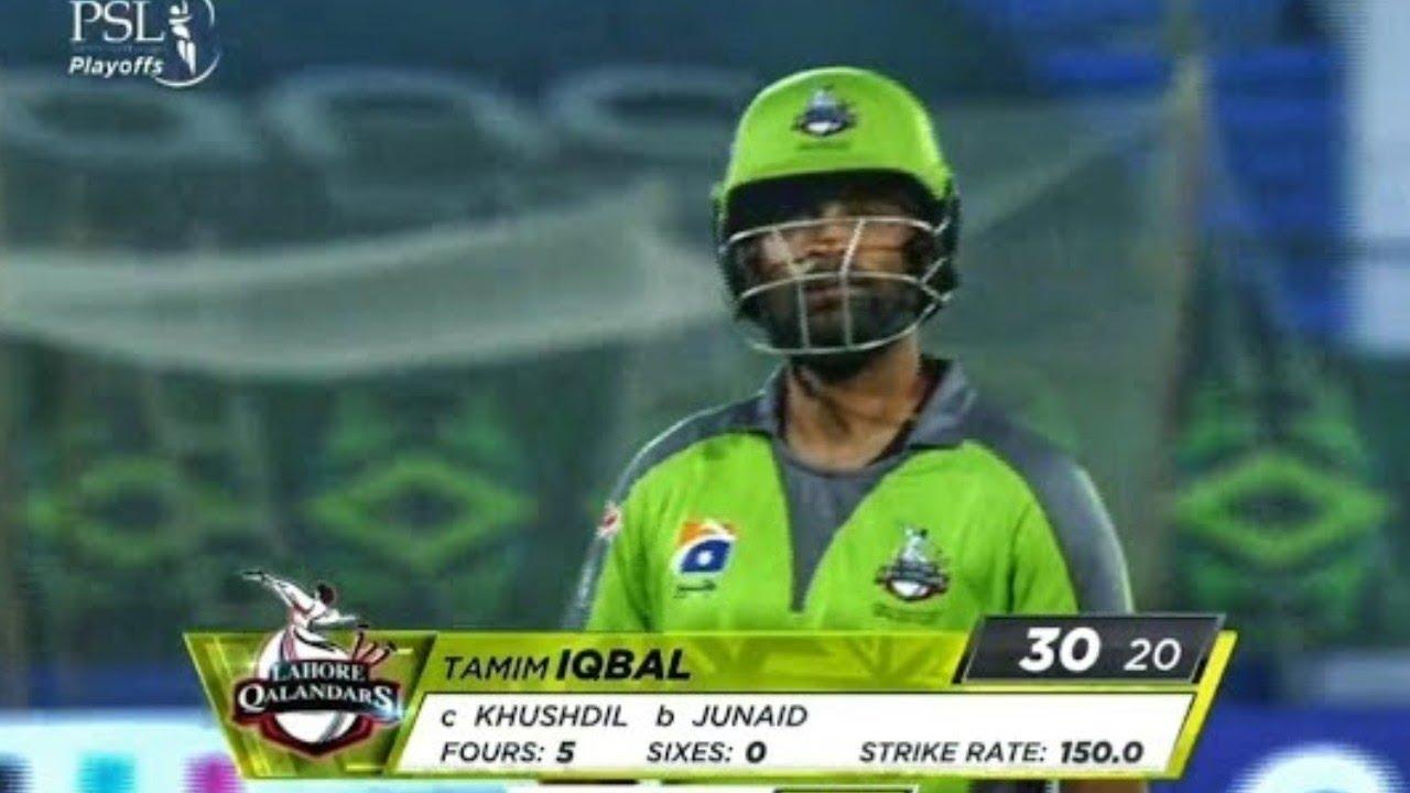 Download Tamim Iqbal 30 Runs of 20 Balls Best Batting in   Boom Boom Tamim Super Hit innings   HD