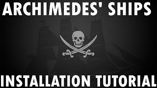 How to install the Archimedes