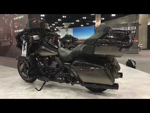 New CVO Ultra Limited 117  - 2018 All new Models Harley-Davidson Presentation in Los Angeles