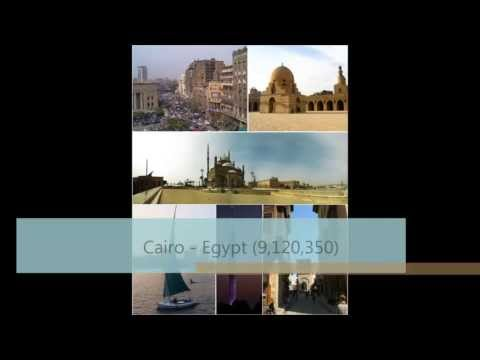 10 Largest Cities in Arab World