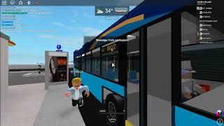 MTA NYCT Bus ROBLOX: 2019 Novabus LFS [8616] Lx12SBS+ Bus