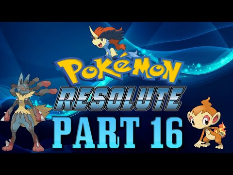 Pokemon Resolute Walkthrough Part 16: THE MEGA STONE!