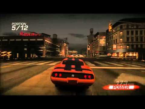Ridge Racer Unbounded (X360)