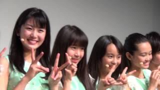 X21お披露目イベント 撮影タイム.