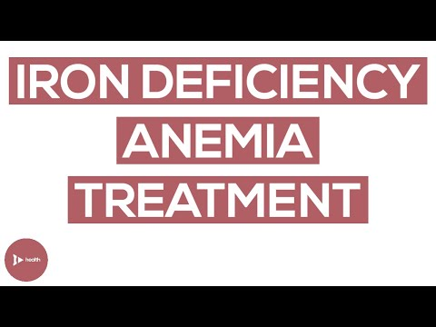 How To Treat Iron Deficiency Anemia With Proper Nutrition | Anemia Nutrition Tips | IntroWellness