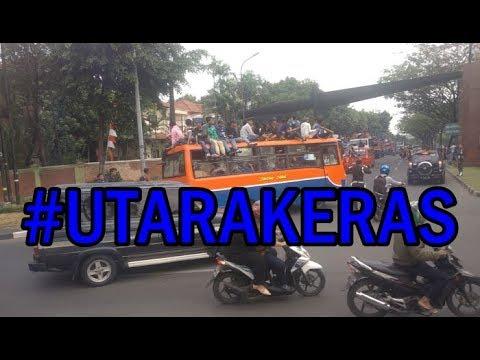 NJ Mania vs The Jak Gesekan Di Ciracas Jakarta