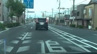 Gunma to Saitama driving in Japan pt1