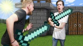 Defend The Base Challenge!   Minecraft [Ep 18]