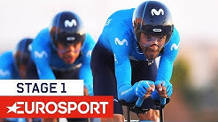 Vuelta a España 2019 | Stage 1 Highlights | Cycling | Eurosport