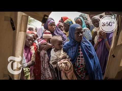 Fleeing Boko Haram and Food Shortages | The Daily 360 | The New York Times