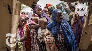 Fleeing Boko Haram and Food Shortages   The Daily 360   The New York Times thumbnail