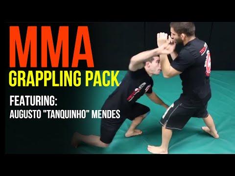 MMA Grappling Highlight: Augusto Tanquinho Mendes