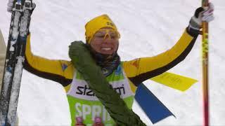This is Visma Ski Classics
