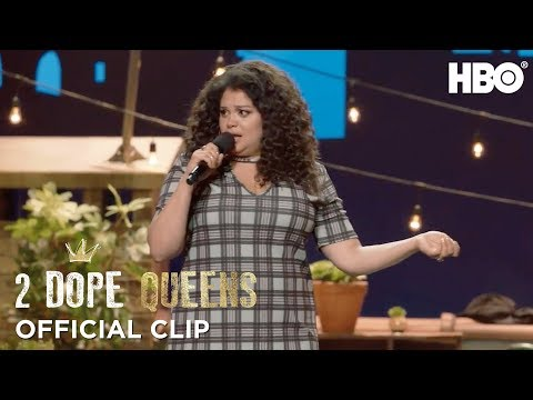White People with Ethnic Names | 2 Dope Queens | HBO