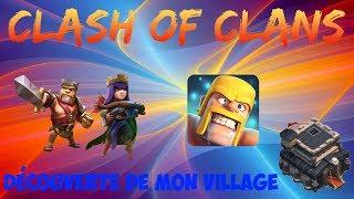 Clash of clans #1 (On pose la machine de combat) + Petit bonus a la fin