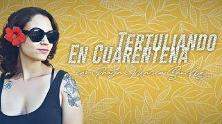 #TertuliandoEnCuarentena con la artista puertorriqueña, Paola María Sánchez